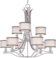 Picture for category Maxim 23036SWSN Orion Chandeliers
