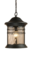 Picture for category Elk 08160-MBG Madison Outdoor Lighting Lamps 11in Matte Black 1-light