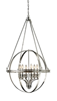 Picture for category Elk Lighting 10193/6 Chandeliers Hemispheres