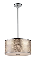 Picture for category Elk Lighting 31042/3 Pendants Medina