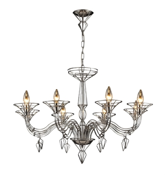 Picture of Elk 23002/8 Exo Chandeliers 37in