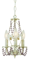 Picture of Trans Globe Lighting 50307 AW Chandelier from the Kids korner collection