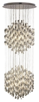 Picture of Trans Globe Lighting 4512 BK Chandelier from the Modern collection collection