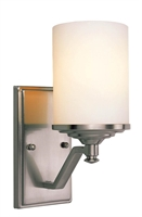 Picture for category Trans Globe 7921 BN Young hip Wall Sconces 5in Brushed Nickel Metal 1-light