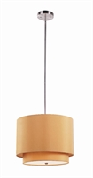 Picture for category Trans Globe PND-801 MST Young hip Pendants 15in Brushed Nickel Metal 1-light