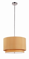 Picture for category Trans Globe PND-802 MST Young hip Pendants 18in Brushed Nickel Metal 3-light