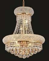 Picture for category Elegant Lighting 1800D16G/EC Chandeliers Primo