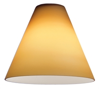Picture for category Access 23104-AMB Inari silk Lighting Shades