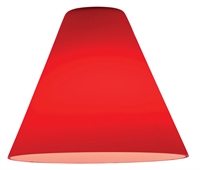 Picture for category Access 23104-RED Inari silk Lighting Shades