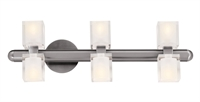 Picture for category Access 23907-BS/FCL Astor Vanity Lighting