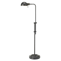 Picture for category Dainolite DM1958F-OBB Pharmacy Floor Lamps 10in Oil Brushed Bronze Steel