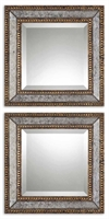 Picture for category Uttermost 13790 Primo Mirrors 18in Mdf Resin Antique Mirror Goldleaf
