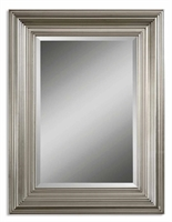 Picture for category Uttermost 14133 B Primo Mirrors 31in Silver Leaf. Wood