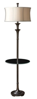 Picture for category Uttermost 28235-1 Primo Table Lamps 20in Metal Poly Glass 1-light