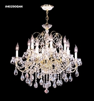 Picture for category James R. Moder 40290S44 Impact regalia Chandeliers 28in