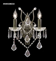 Picture for category James R. Moder 94552BZ11 Charleston Chandeliers 14in