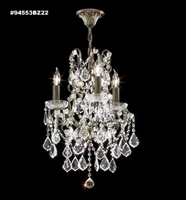 Picture for category James R. Moder 94553BZ00 Charleston Chandeliers 15in