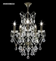 Picture for category James R. Moder 94555BZ11 Charleston Chandeliers 20in