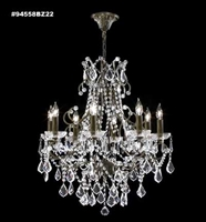 Picture for category James R. Moder 94558BZ00 Charleston Chandeliers 28in