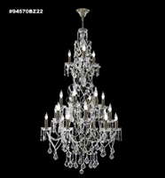 Picture for category James R. Moder 94570BZ11 Charleston Chandeliers 33in
