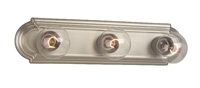 Picture of Craftmade 11018BN3  from the Vanity lights collection