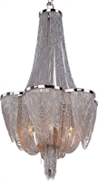 Picture for category Maxim Lighting 21464NKPN Chandeliers Chantilly