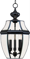 Picture for category Maxim 6095CLBK South park Outdoor Deck Lantern 12in