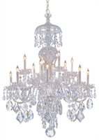 Picture for category Crystorama Lighting 1048-CH-CL-MWP Chandeliers Hot deal