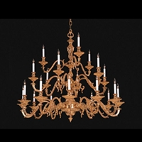 Picture for category Crystorama Lighting 2178-OB Chandeliers European classic