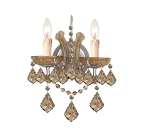 Picture for category Crystorama Lighting 4472-AB-GT-MWP Bath Lighting Maria theresa