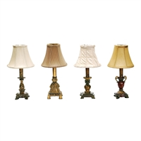 Picture for category Dimond 93-345 Library Table Lamps 6in Multicolor Composite 1-light