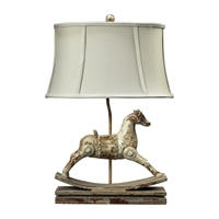 Picture for category Dimond 93-9161 Carnavale Table Lamps 16in Clancey Court Composite 1-light