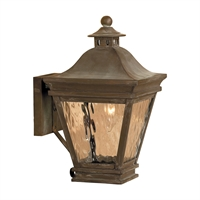 Picture for category Elk 5720-C Landings Outdoor Lighting Lamps 8in Charcoal 1-light