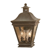 Picture for category Elk 5721-C Landings Outdoor Lighting Lamps 10in Charcoal 2-light