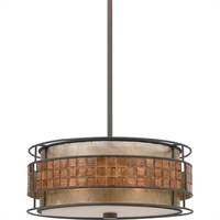 Picture for category Quoizel Lighting MC842CRC Pendants Laguna