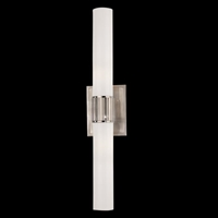 Picture for category Hudson Valley 1822-PN Fulton Bath Lighting 5in Polished Nickel 2-light