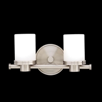 Picture for category Hudson Valley 2052-PC Southport Bath Lighting 12in Polished Chrome 2-light