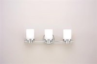 Picture for category Hudson Valley 2053-PC Southport Bath Lighting 19in Polished Chrome 3-light