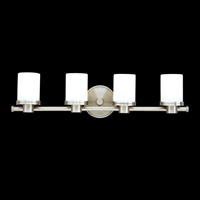 Picture for category Hudson Valley 2054-PC Southport Bath Lighting 25in Polished Chrome 4-light