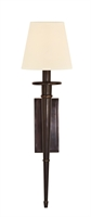 Picture for category Hudson Valley 220-OB-WS Stanford Wall Lantern 6in Old Bronze 1-light