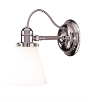 Picture for category Hudson Valley 2341-PN Adjustables Bath Lighting 5in Polished Nickel 1-light
