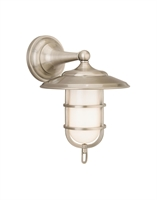 Picture for category Hudson Valley 2901-AN Rockford Bath Lighting 9in Antique Nickel 1-light