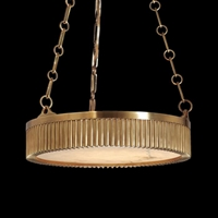 Picture for category Hudson Valley 516-DB Lynden Pendants Distressed Bronze 4-light