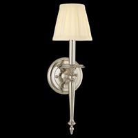 Picture for category Hudson Valley 5201-AN Jefferson Wall Lantern 5in Antique Nickel 1-light