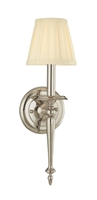 Picture for category Hudson Valley 5201-PN Jefferson Wall Lantern 5in Polished Nickel 1-light