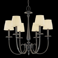 Picture for category Hudson Valley 5216-AN Jefferson Chandeliers Antique Nickel 6-light