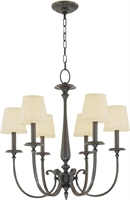 Picture for category Hudson Valley 5216-OB Jefferson Chandeliers Old Bronze 6-light