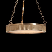 Picture for category Hudson Valley 522-DB Lynden Pendants Distressed Bronze 5-light