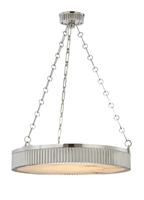Picture for category Hudson Valley 522-PN Lynden Chandeliers Polished Nickel 5-light