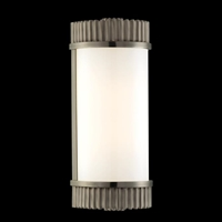 Picture for category Hudson Valley 561-PN Benton Bath Lighting 5in Polished Nickel 1-light